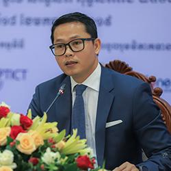 H.E. Dr. Kan Channmeta